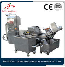Good performance vegetable cleaning machine/fries machine