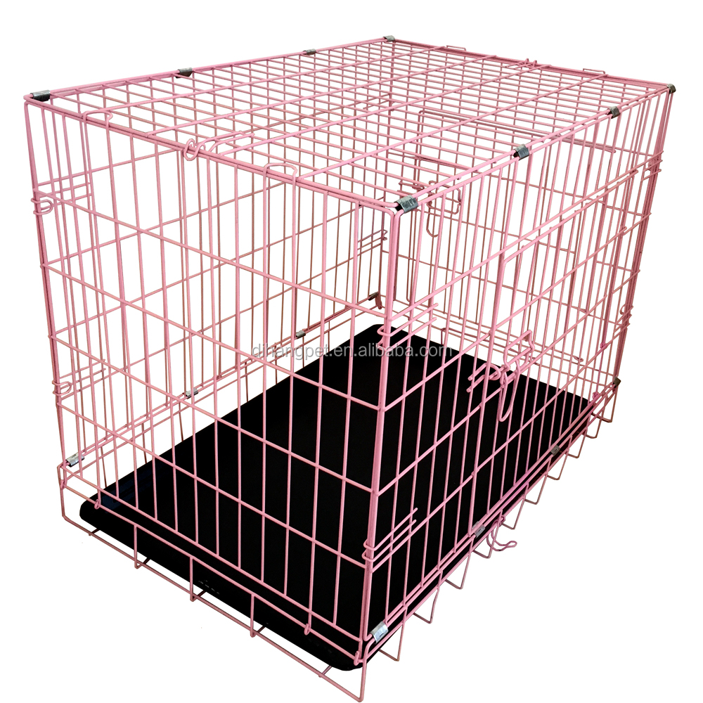 Purple Dog Crates with More Color and Size and Cheap Price and Fast Delivery