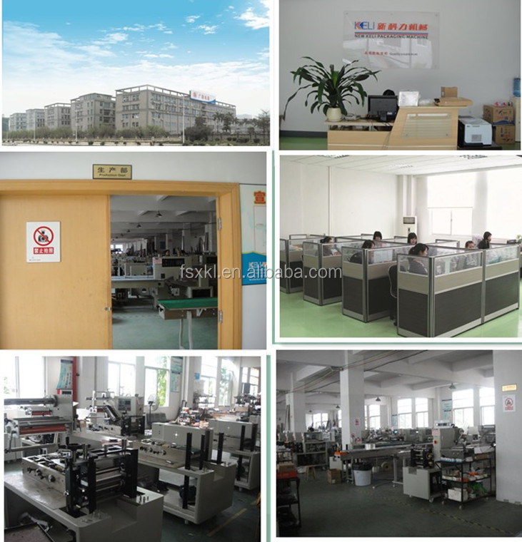 High speed almond powder packaging machine supply from China