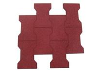 EN1177 interlocking Horse Stall Tile,rubber paver