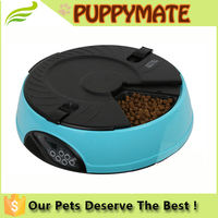 4 timed meals for dogs / high quality dog feeder