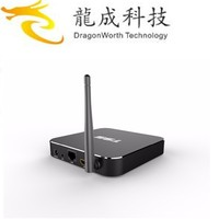 Dragonworth best selling Quad Core Tv Box T95 Kodi Xbmc Amlogic S905 Smart set top in tv box Android in stock with Kodi 16.0