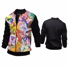 print hoody with zipper sublimation hoody