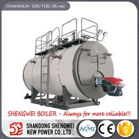 Machine Manufacturers China Fire Tube Gas Heating Boiler Steam Price