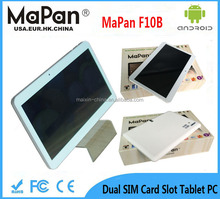 2016 how tablet pc with dual sim card and two cameras MTK6572 RAM 1GB ROM 16GB android call-touch smart tablet pc