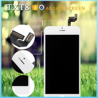 Shenzhen mobile phone accessories,lcd display assembly for iphone 6s with Good quality