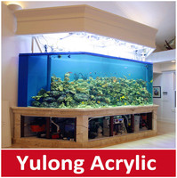 4x8 Clear Acrylic Sheet Panel for Fish Tank