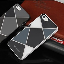 Rubber coated pc case for iphone/samsung from competitive factory