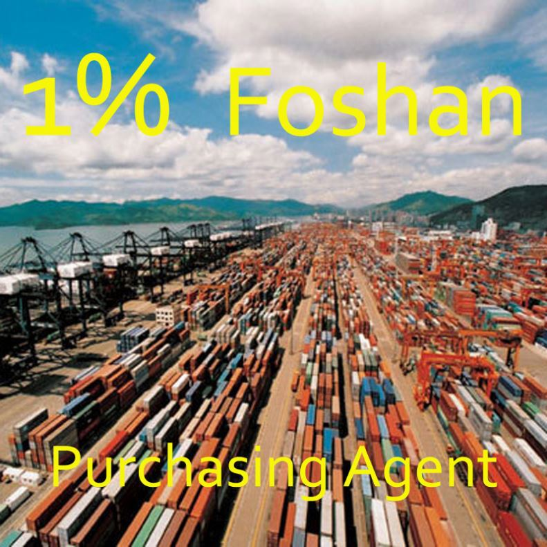 Foshan Market Agent General 1% Commission Import Export Professional Furniture Agent