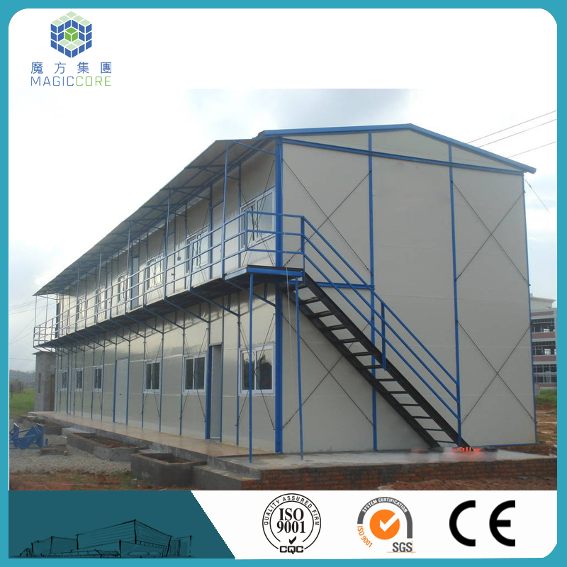 Light Gauge Steel Affordable House Prefabricated House Structure Frame House