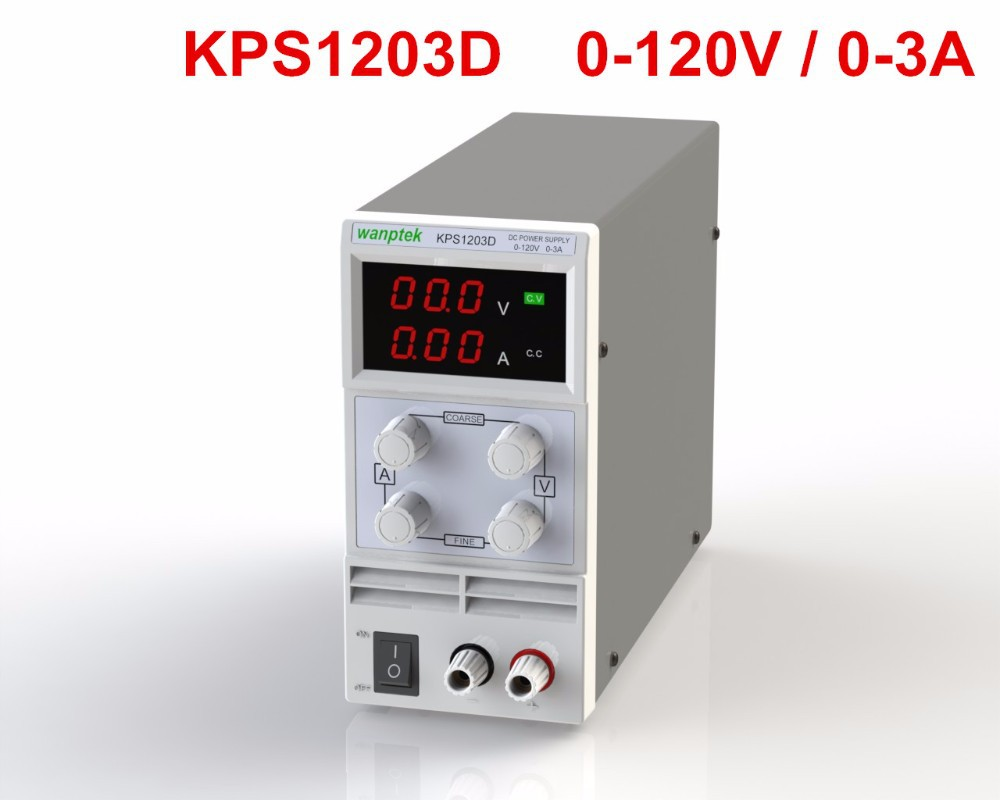 high voltage KPS1203D switching dc power supply 120V 3A
