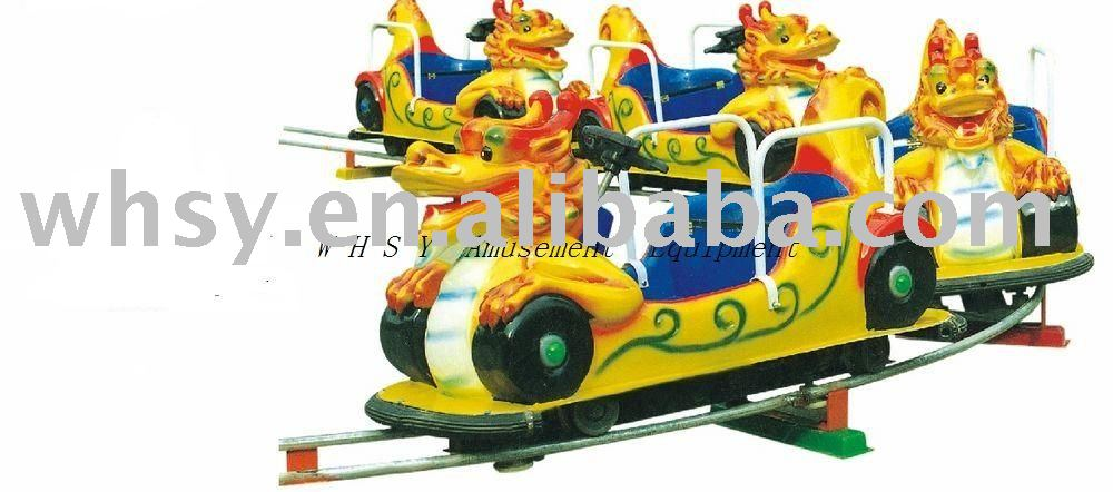 Cheap electric animal train holy dragon for kids