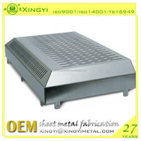 oem high quality CNC punch bending cutting sheet metal stamping parts