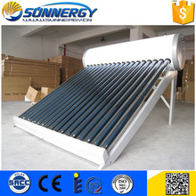 Hot Sell high quality alpha compact solar water heater factory