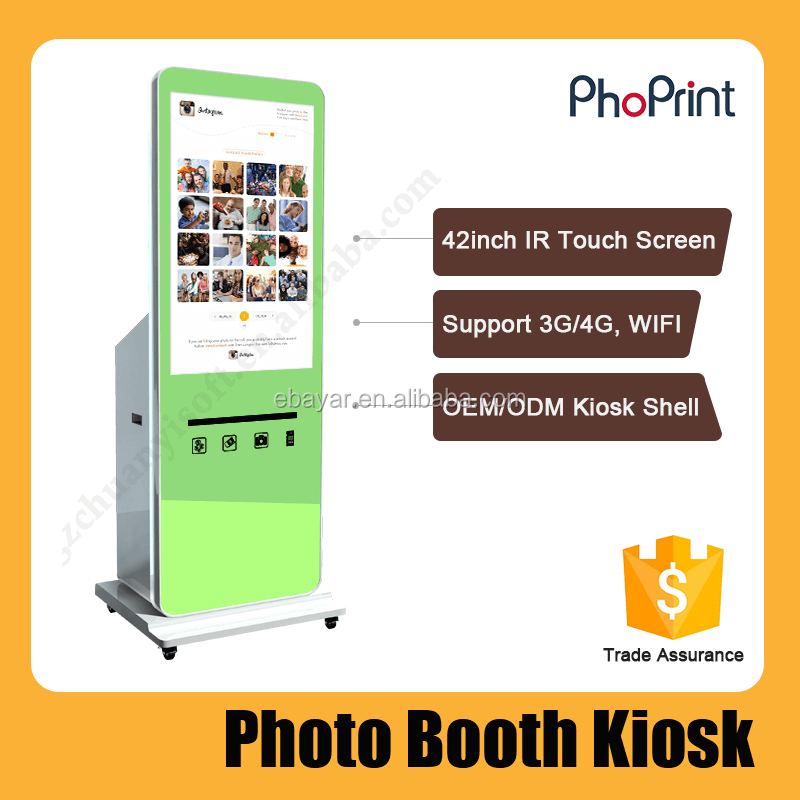 Advertising Information Display Coupon Promotion Sticker Printing Machine