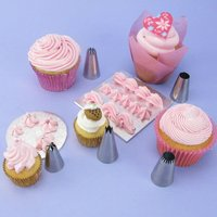 Icing Tip Nozzle for cupcakes,icing,cake decoration & sugarcraft