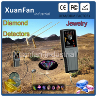 pulse induction underground gold metal detector chinese metal detector diamond detector long range
