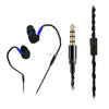 most popular products in-ear wired headphone earhook earphone for samsung