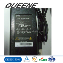 Electric bike/bicycle/scooter/tricycle charger,lithium battery charger accept oem