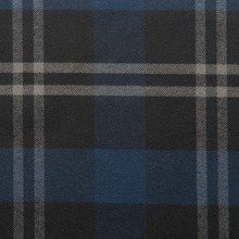 LuThai NOS 100% cotton yarn dyed twill plaid brushed cotton fabric