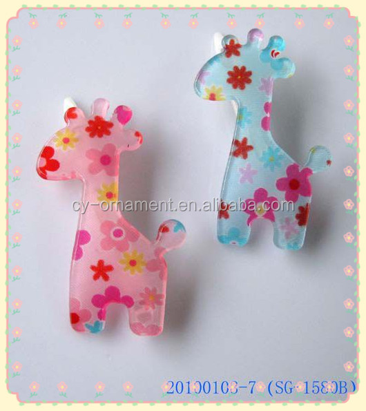 Wholesale cute baby plastic hairclips