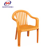 Christmas design plastic moulded school chair