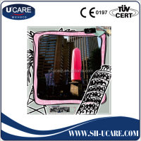 China manufacture hot selling big sex wand condom vibrator