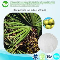Pure Natural Saw palmetto fruit extract fatty acid 45%