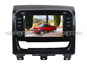 Auto dvd gps player for Fiat Strada Idea