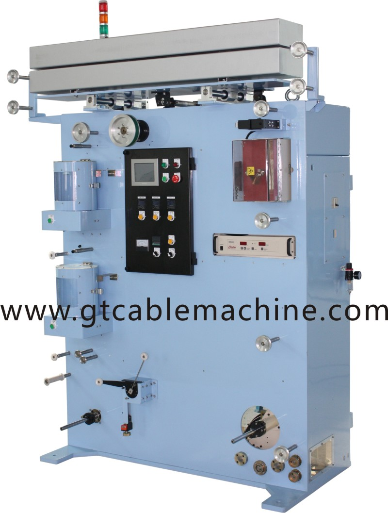 cable taping machine
