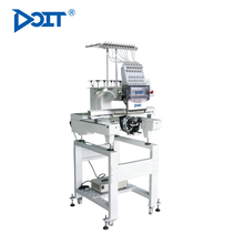 DT 1201-CS Automatic computer embroidery machine price,Single head industrial computerized sewing machine machinery