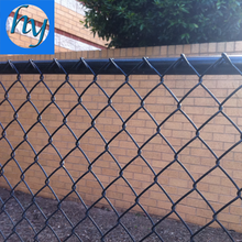 small mesh chain link fence Split Rail Fence chain link Sport Court Chain Link Fence