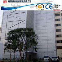 Customized tower type vertical lifting car parking system