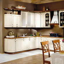 Natural style USA standard kitchen cabinet