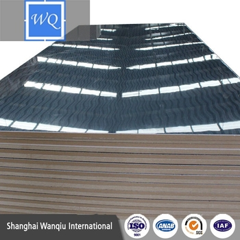 High Glossy Acrylic MDF Board for Kithcen Cabinet