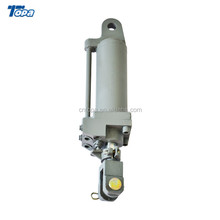 Hand operated excavator car lift hydraulic cylinder piston small