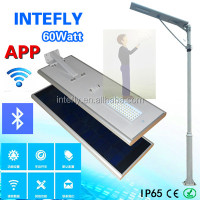 Finger Switch Solar LED Lighting