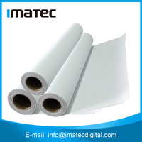 Manufacturer Supply Self-adhesive Matte Coated Paper for Inkjet Digital Printing 128gsm 180gsm