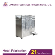 Factory Direct Metal Case Custom Stainless Steel Fabrication Sheet Cabinet Process