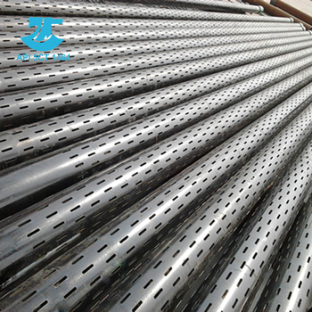 6.5 mm j55 slotted pipe manufacture