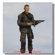 American army solider action figure,military character action figure,customized action figure factory price