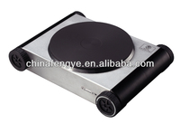 cast iron hot plate for single burner
