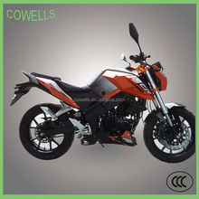 125CC Gas Powered Street Motorcycle For Africa
