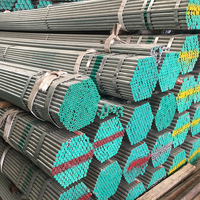 Made in China Q345 Steel material 1 inch gi pipe 18 20 tube galvanized steel tube 888