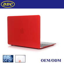 crystal transparent hard pc shell laptop cover case for Macbook air