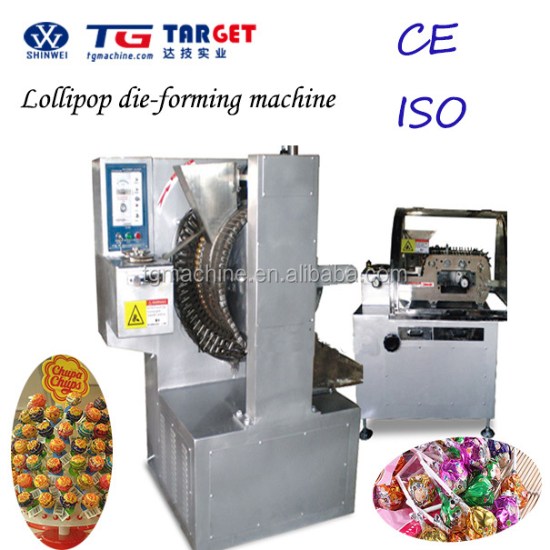 Lollipop Die Formed Machine for Sale