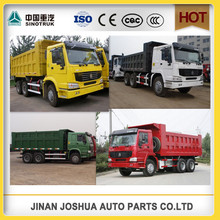 Chinese Heavy SINOTRUK HOWO 6x4 Dump Truck with best quality/china dump truck/dump truck height