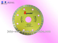 diamond saw blade for dry or wet use