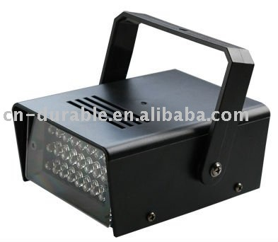 Dc 12 v ac 120 v led strobe light