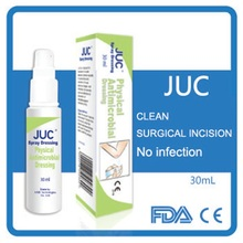 Hot sale antimicrobial postoperative wound pain relief spray for sale China suppliers